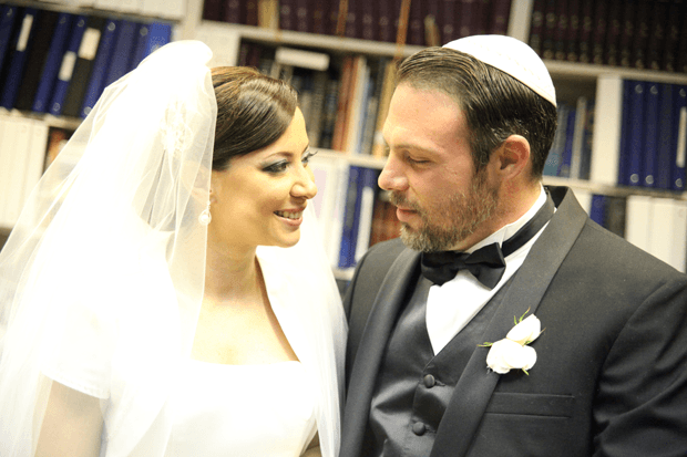 Paola & Benny: A Jewish Wedding to Remember!